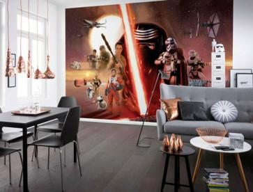 Fotomural El Despertar de la Fuerza Star Wars