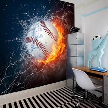 Fotomural Baseball