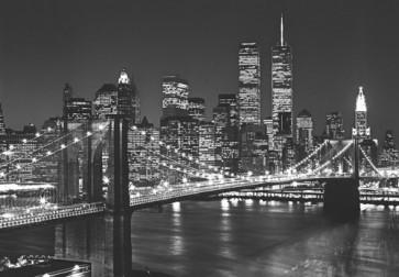 Mini Mural Brooklyn Bridge