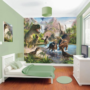 Fotomural dinosaurios