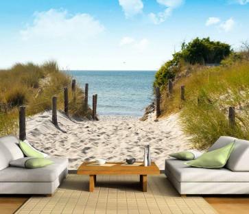 Fotomural Dunas en la Playa
