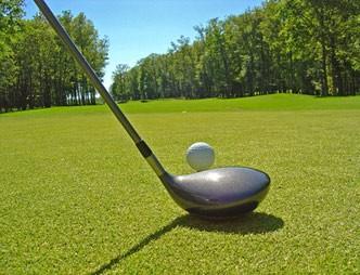 Fotomural Golf