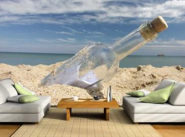 Fotomural Mensaje en una Botella