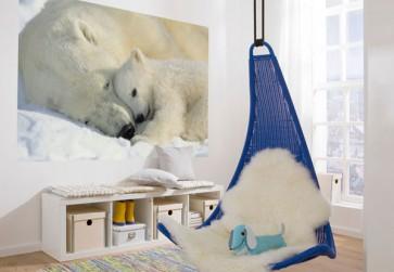 Mini Mural Oso polar