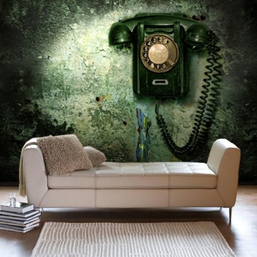 Fotomural Teléfono Vintage