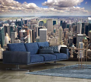 Fotomural Uptown Manhattan