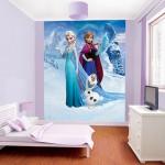 Fotomural Disney Frozen