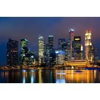 Fotomural Singapur