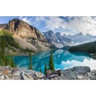 Fotomural lago Moraine