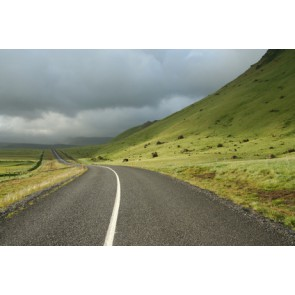 Fotomural carretera