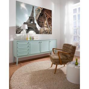 Mini Mural Carrusel París