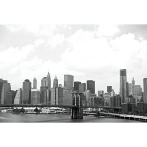 Fotomural New York blanco y negro