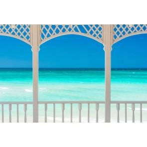 Fotomural Balcón Playa