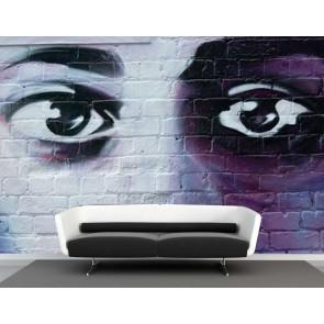 Fotomural Graffiti mirada