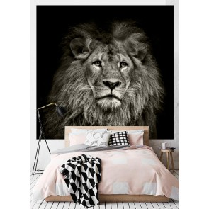 Fotomural león