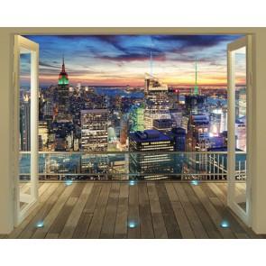 Balcón en Nueva York