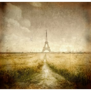 Fotomural Vintage Paris