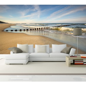 Fotomural Playa Desierta