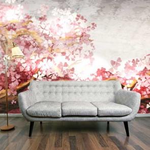 Fotomural flor Sakura