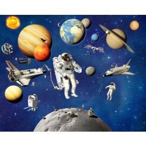 Aventura en el espacio