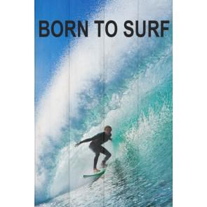 Fotomadera surf
