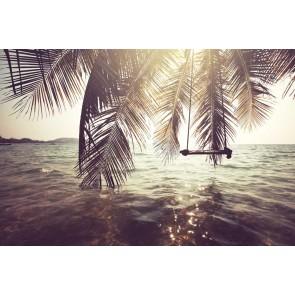 Fotomural Playa tropical