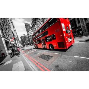 Fotomural Londres Bus