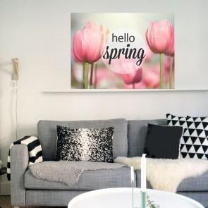 Fotomadera Hello Spring