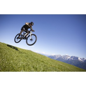Fotomural Mountainbike