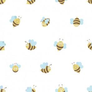 Fotomural infantil abejas